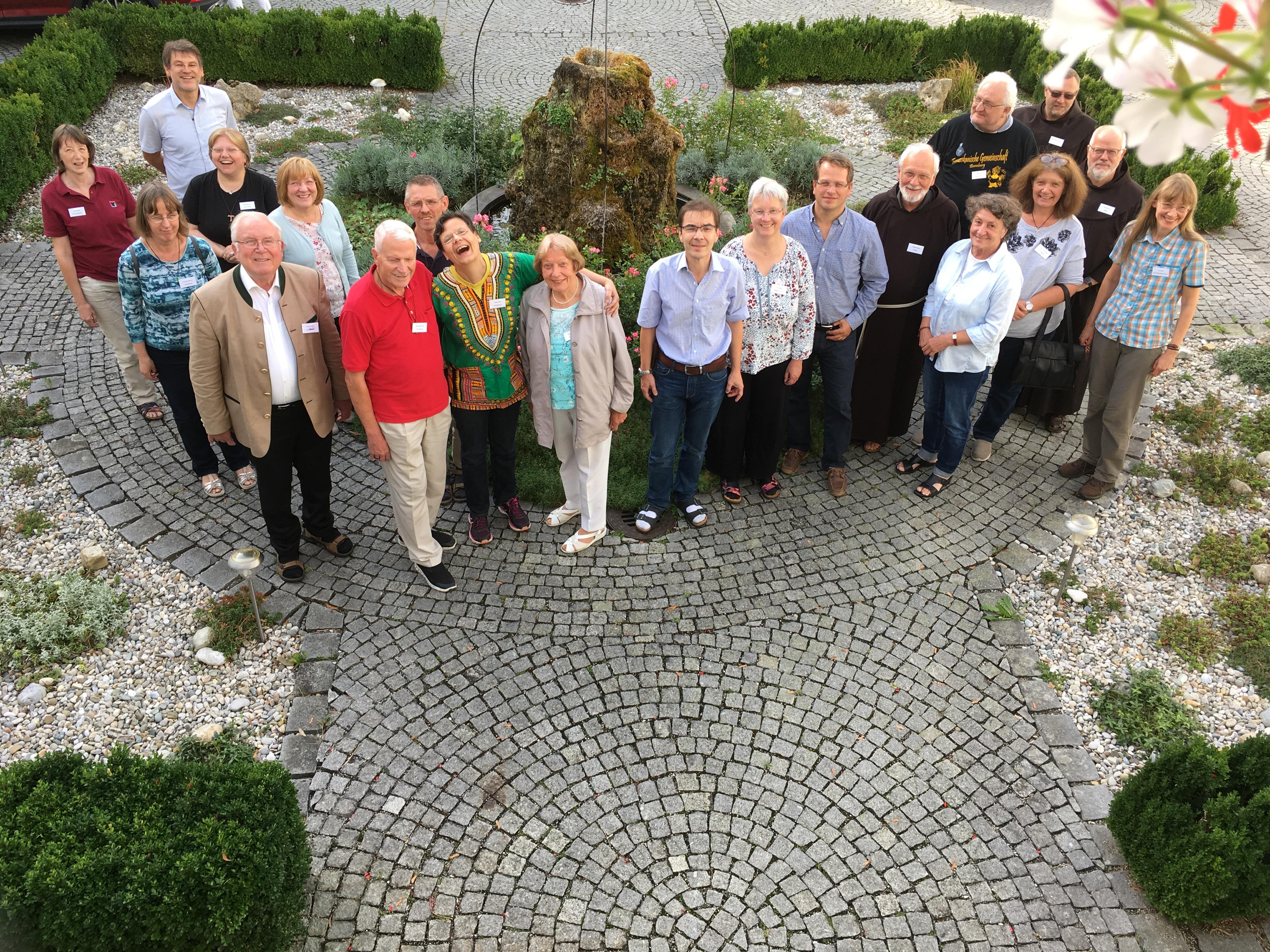 Gruppenbild der Deligierten